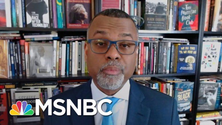 Eddie Glaude: Voter Suppression Is In This Country's DNA | Deadline | MSNBC 1
