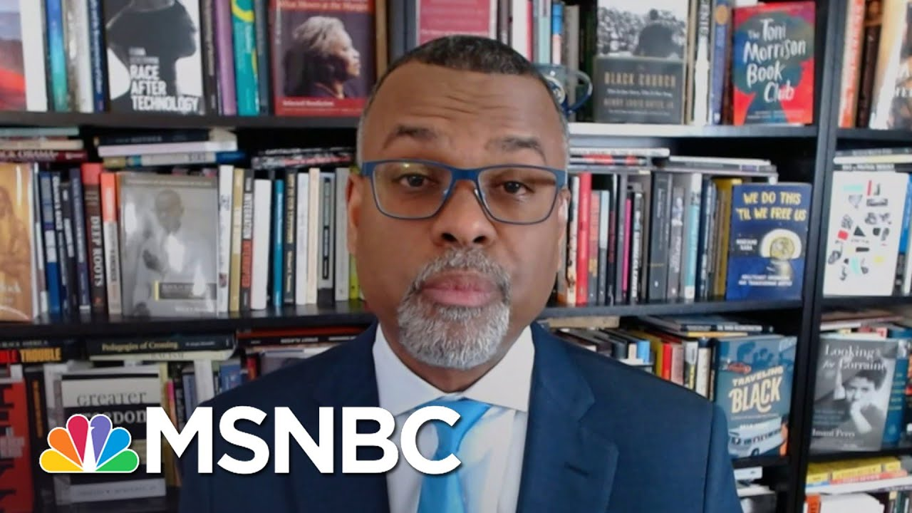 Eddie Glaude: Voter Suppression Is In This Country's DNA | Deadline | MSNBC 9