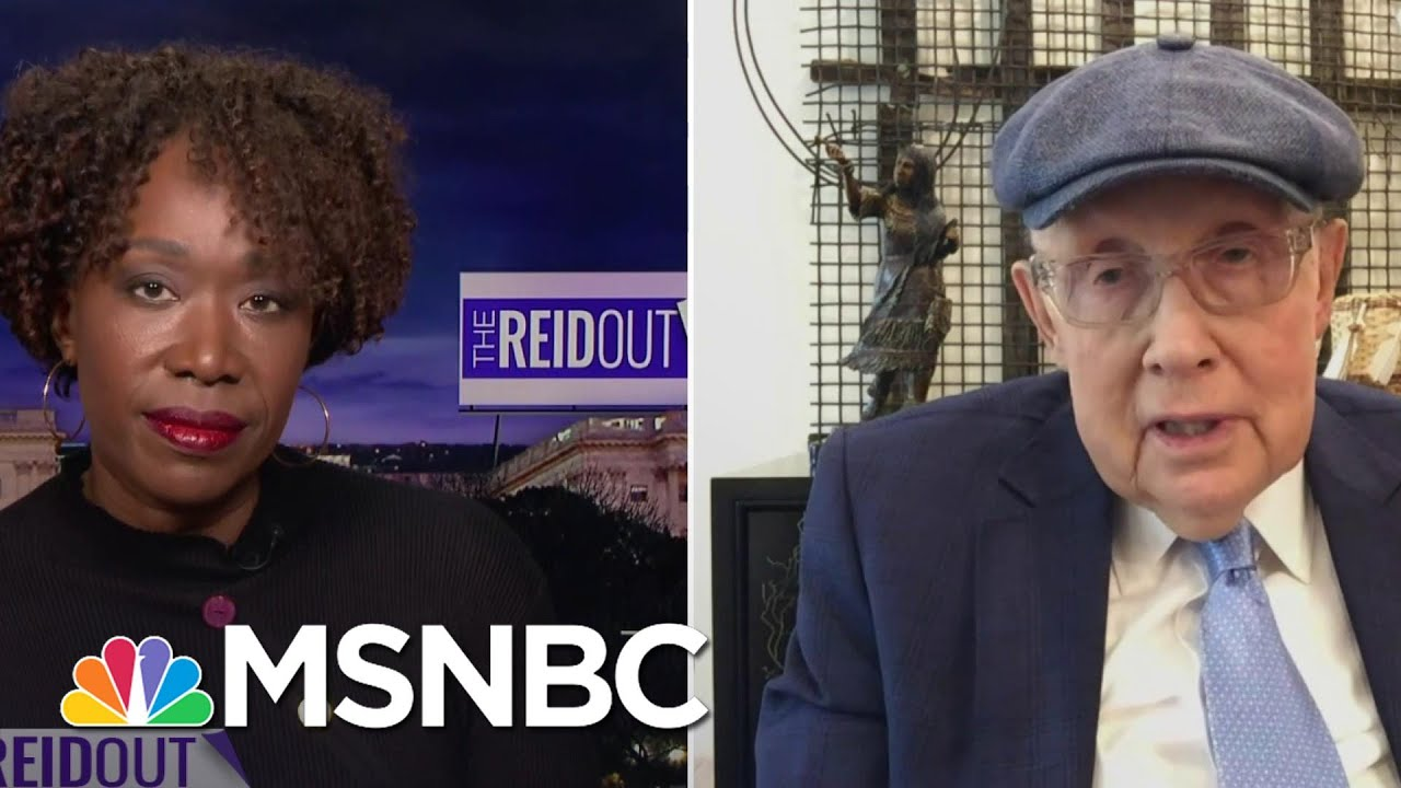 Harry Reid Calls For Killing The Filibuster: '60% Is Not A Real Democracy' | The ReidOut | MSNBC 5