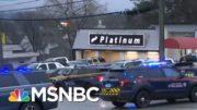 8 Killed In 3 Shootings At Georgia Massage Parlors, Spas; Suspect In Custody   Rachel Maddow   MSNBC 5