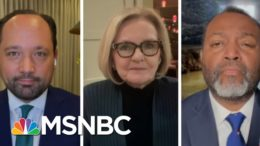 Feds: Intel Shows Russia Tried To Help Trump Win Again | The 11th Hour | MSNBC 7
