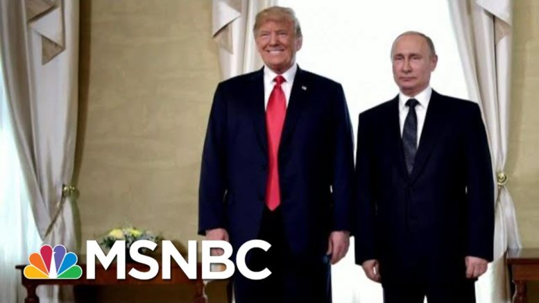 Russia Tried To Help Trump In 2020, According To New Report | Morning Joe | MSNBC 1