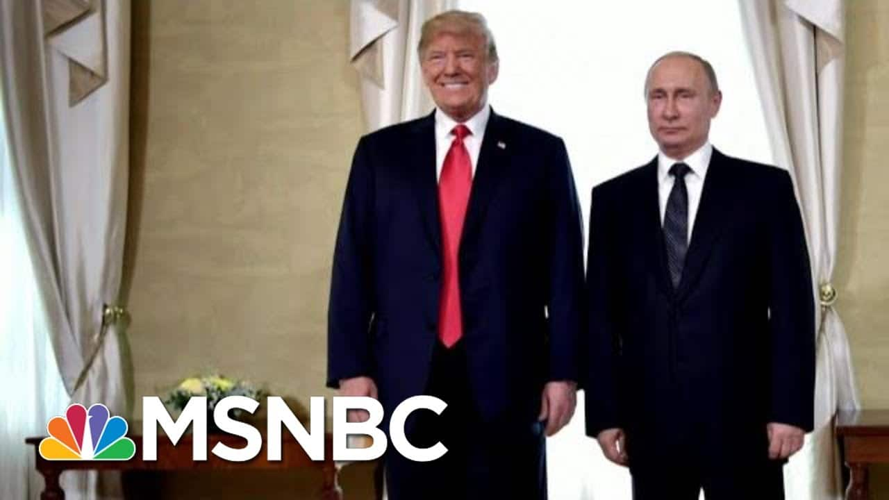 Russia Tried To Help Trump In 2020, According To New Report | Morning Joe | MSNBC 9