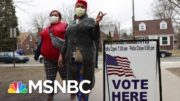 Longtime John Lewis Aide On Fight For Voting Rights | Craig Melvin | MSNBC 4