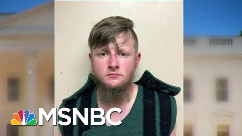 Atlanta-Area Spa Shooting Suspect's Parents Were 'Instrumental' In Arrest | MTP Daily | MSNBC 1