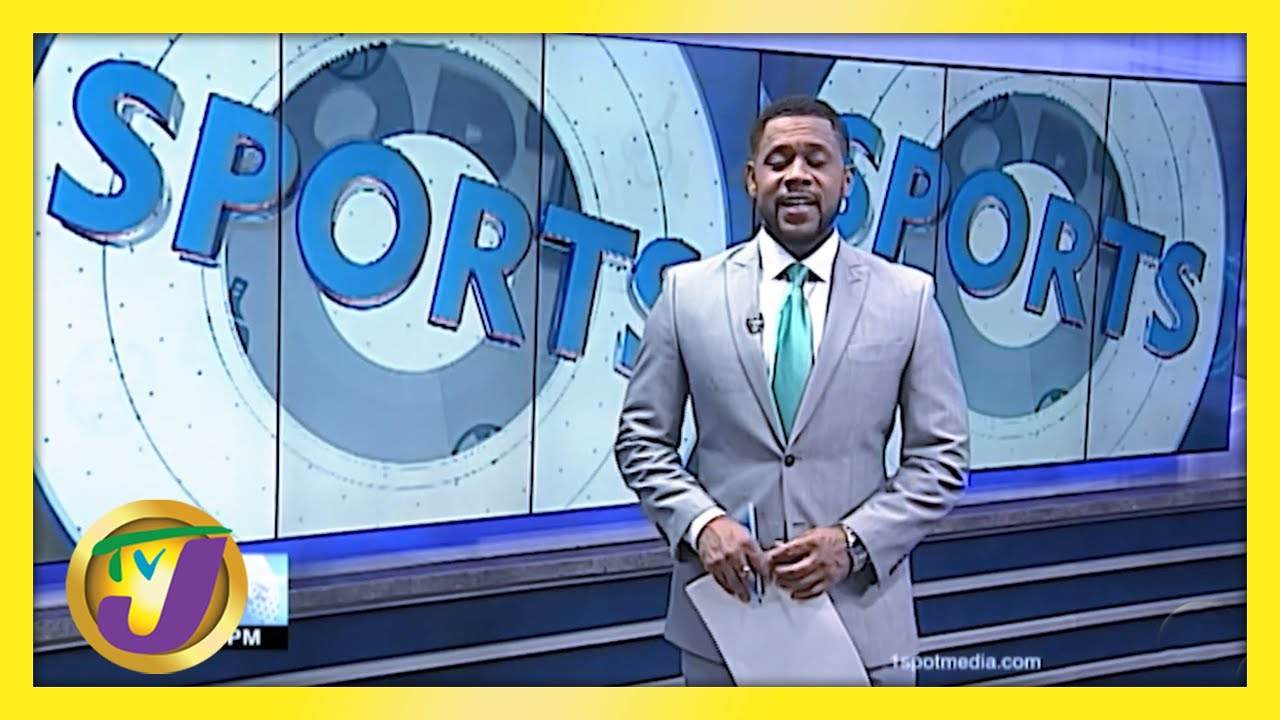 Jamaica's Sports News Headlines | TVJ News - February 27 2021 1