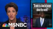 Intel Report Warns Of Further Violence Sparked By Trump Election Fraud Lies | Rachel Maddow | MSNBC 2