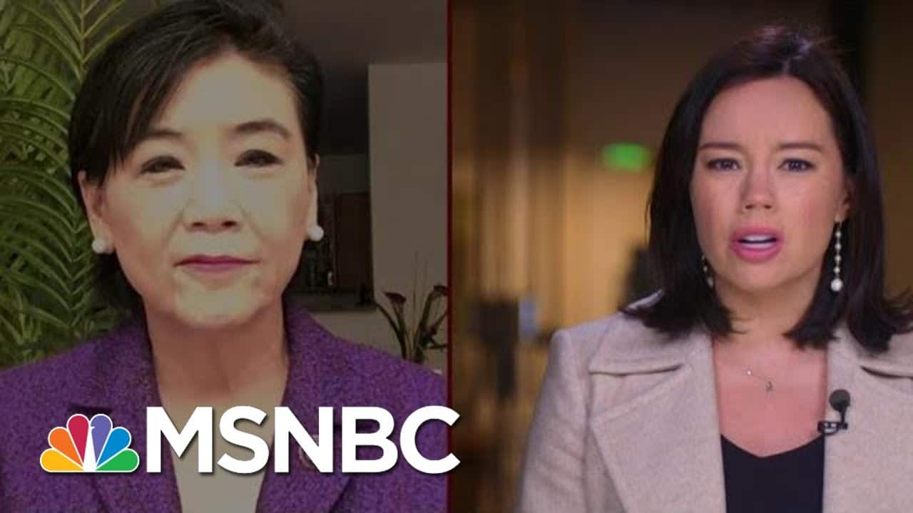 House To Hold Hearings On The Rise Of Anti-Asian Violence | Morning Joe | MSNBC 2