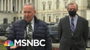 Senate Dems Introduce Sweeping Election Reform Bill   Morning Joe   MSNBC 6