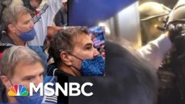 FBI Releases New Videos Of Assaults On Officers During Capitol Riot | Craig Melvin | MSNBC 8