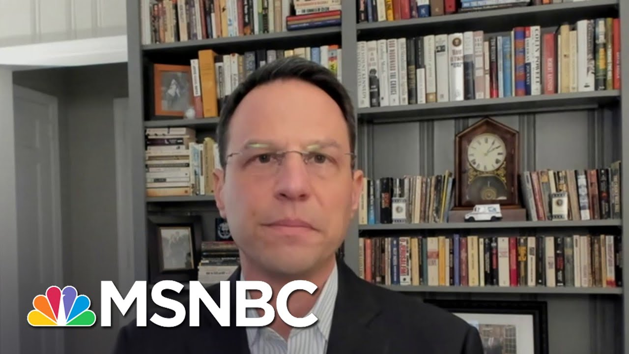 Pennsylvania AG Says The Big Lie 'Did Produce A Cynical Public' | Deadline | MSNBC 1