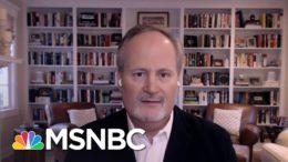 Tim O'Brien: Trump 'Binged On Debt Like It's A Buffet Meal' | Deadline | MSNBC 3