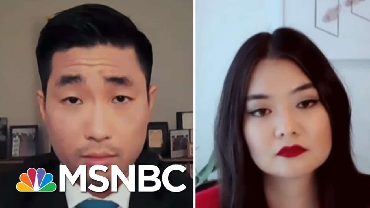 Asian-American Communities On Edge After Georgia Shootings | The ReidOut | MSNBC 1