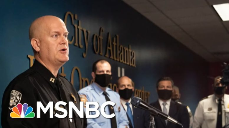 FBI Releases New Video Of 'Most Egregious' Assaults On Officers At Capitol Riot | All In | MSNBC 1