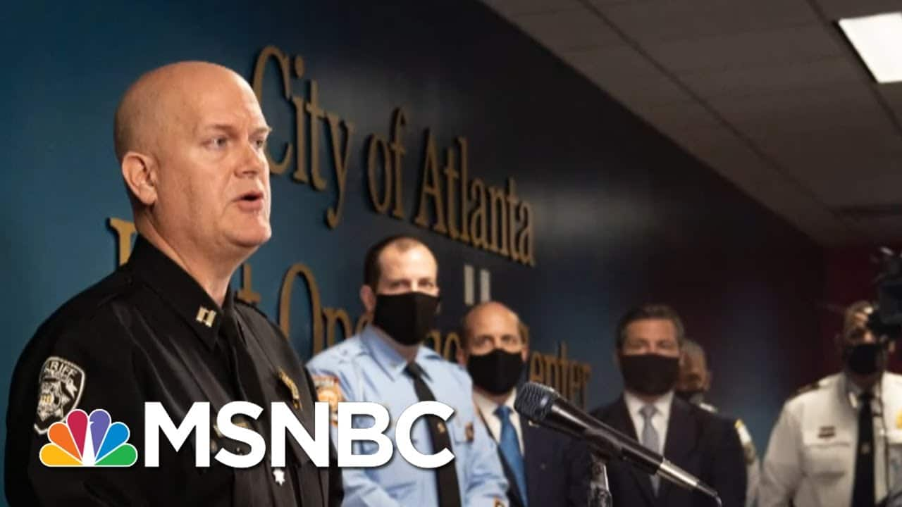 FBI Releases New Video Of 'Most Egregious' Assaults On Officers At Capitol Riot | All In | MSNBC 8