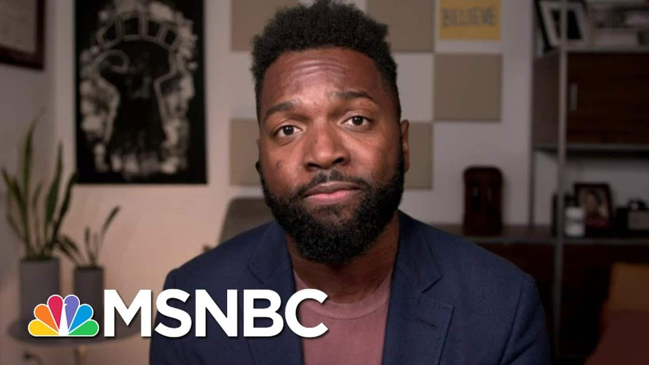 Baratunde: 'Grotesque' To Call Lynching A Form Of Justice   The 11th Hour   MSNBC 1