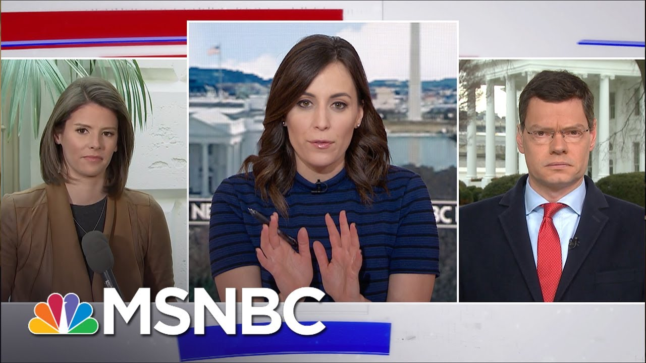This is yielding the floor. | Kasie Hunt | MSNBC 1