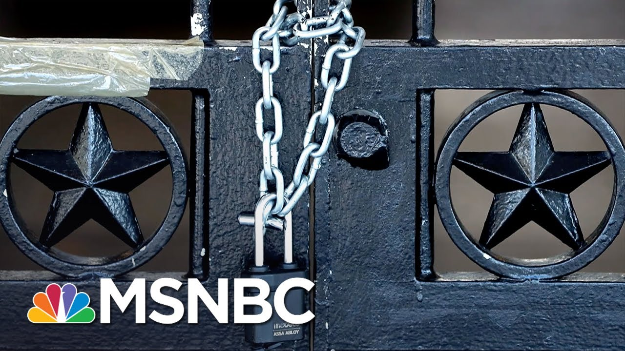 This is America being great. | Ali Velshi | MSNBC 1