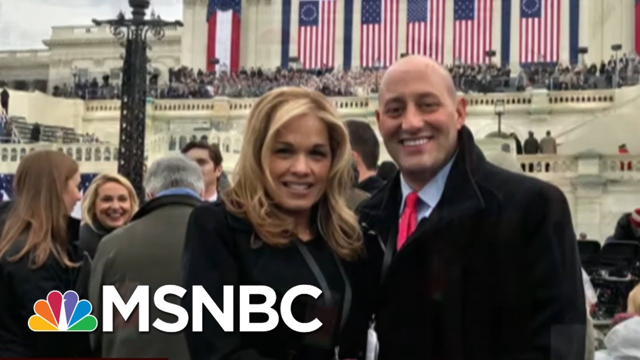 NBC News Exclusive: Allen Weisselberg's Former Daughter-In-Law Speaks Out | Morning Joe | MSNBC 1