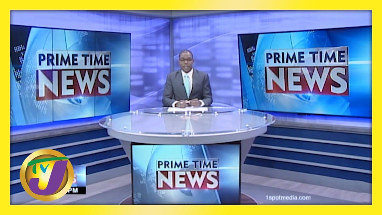 Jamaica News Headlines | TVJ News - February 28 2021 1
