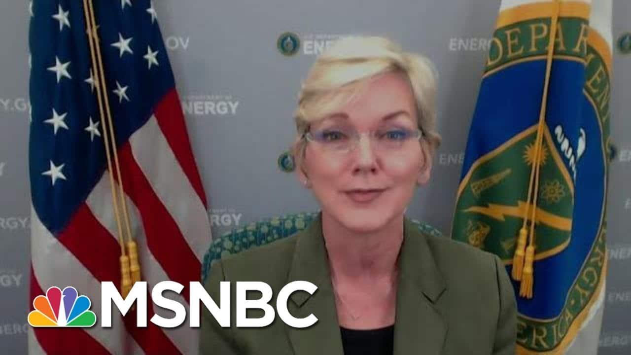 Clean Energy Is A Jobs Creator, Says Energy Secretary | Morning Joe | MSNBC 1