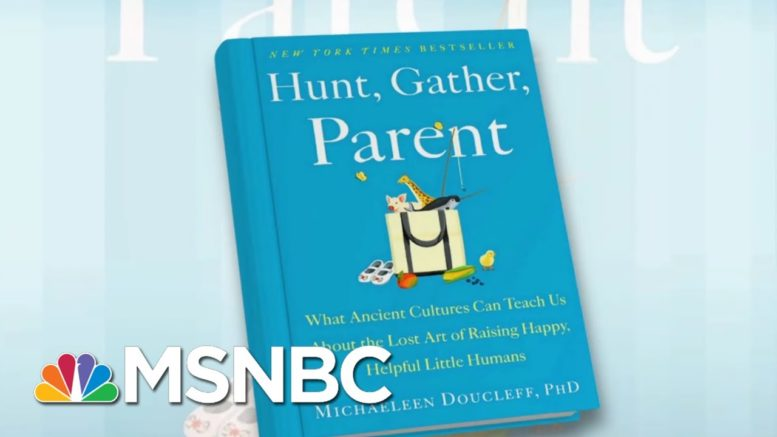 Book Looks At Minimizing Conflict, Maximizing Cooperation Among Parents And Children | Morning Joe 1