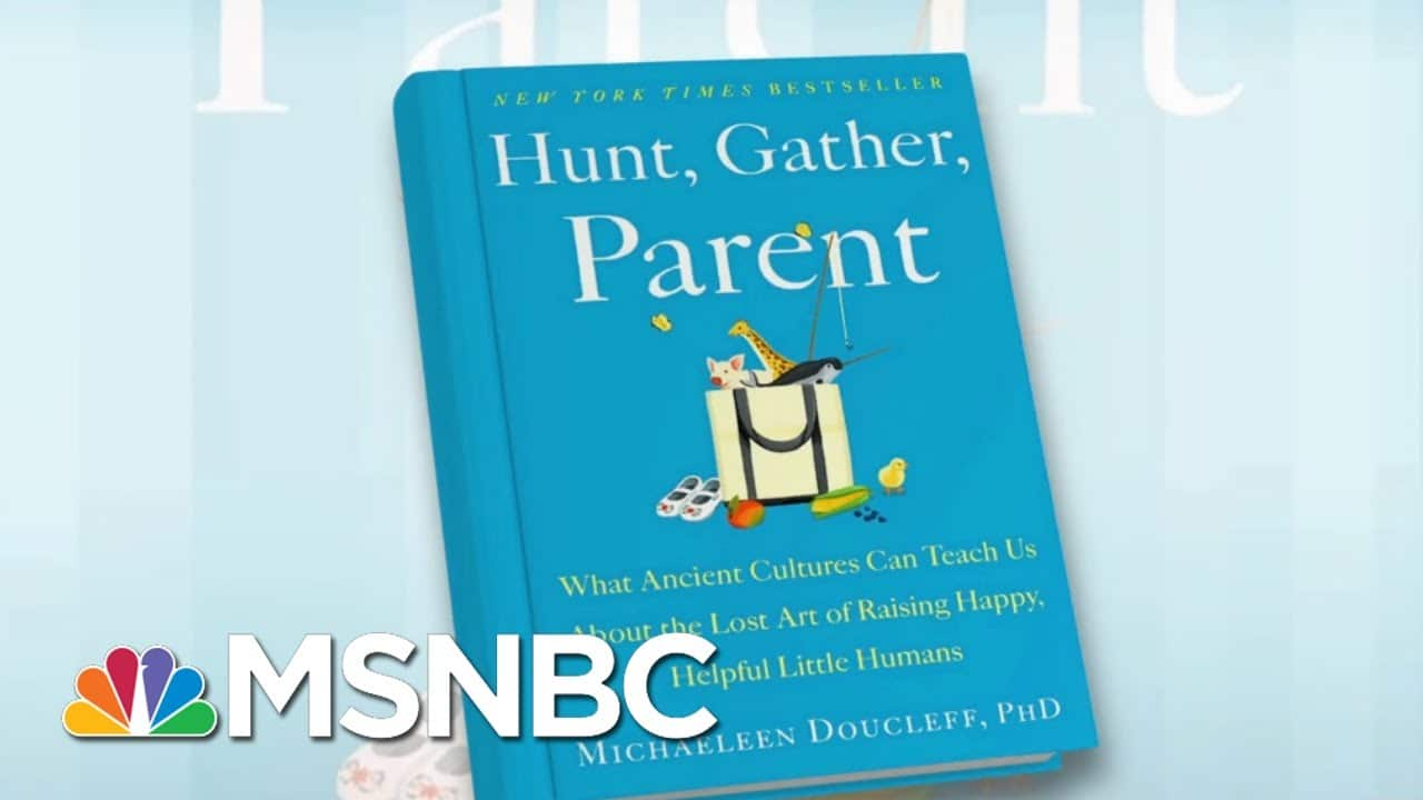 Book Looks At Minimizing Conflict, Maximizing Cooperation Among Parents And Children   Morning Joe 1