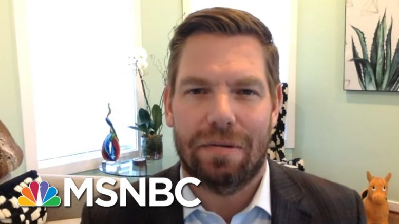 Swalwell: 'The Greatest Enablers Of These Domestic Terrorist Enemies' Are Within Congress | Deadline 1