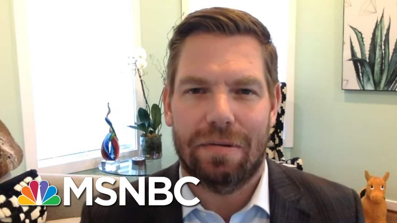 Swalwell: 'The Greatest Enablers Of These Domestic Terrorist Enemies' Are Within Congress | Deadline 7