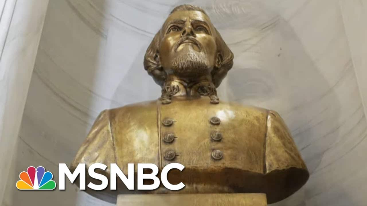 Why Are Some Tennessee Republicans Defending The First Grand Wizard Of The KKK? | All In | MSNBC 3