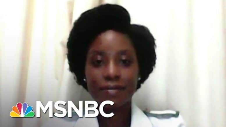 Nurse In Malawi: 'We Can Defeat The Pandemic' With Arrival Of COVID Vaccine | The Last Word | MSNBC 1