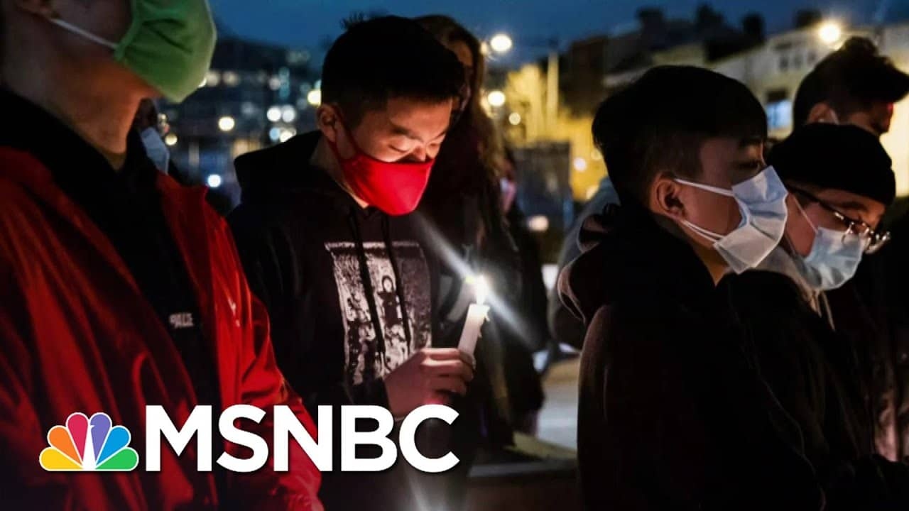 GA State Rep.: 'It's Important To Humanize How These Asian Women Lived' | The Last Word | MSNBC 1