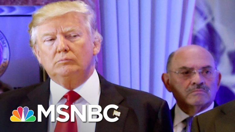 Neal Katyal: Prosecutors Are Trying To Flip Trump's Money Guy | The 11th Hour | MSNBC 1