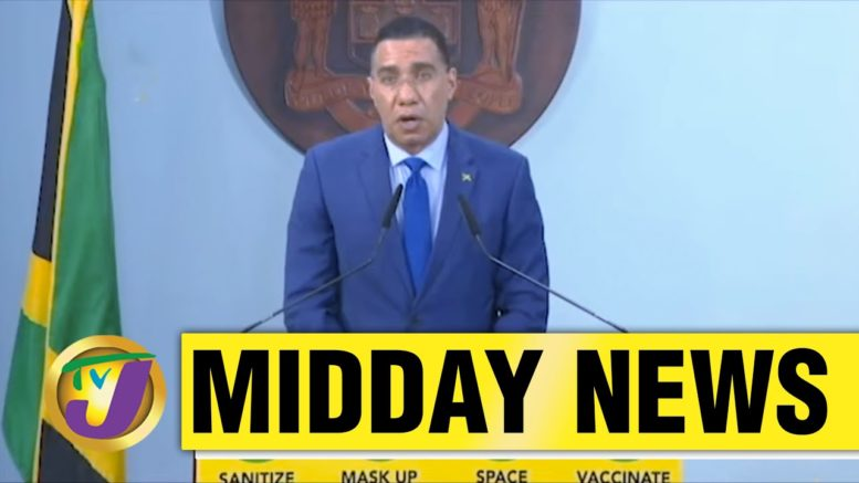 Hospitals Out of Beds, Covid up 40% in Jamaica - March 1 2021 1