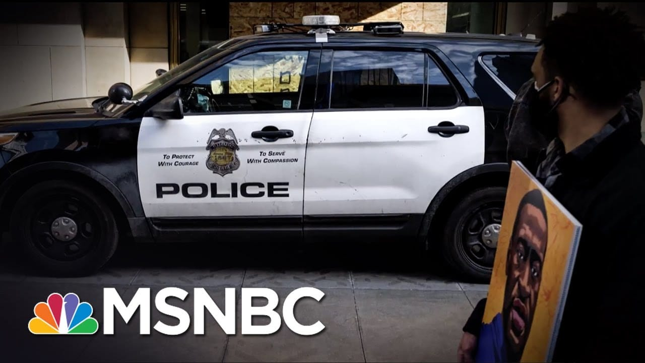 Straight to the Heart of Police Reform | The Last Word with Lawrence O'Donnell | MSNBC 1