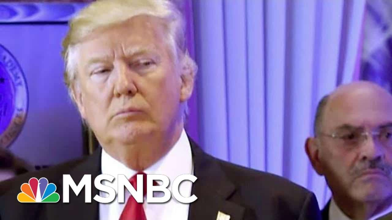 Trump Card For Manhattan D.A.? Money Man Eyed In Probe | The Beat With Ari Melber | MSNBC 1