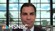 It's A Major Concern For Us: Miami Mayor On Spring Break Crowds | Craig Melvin | MSNBC 4