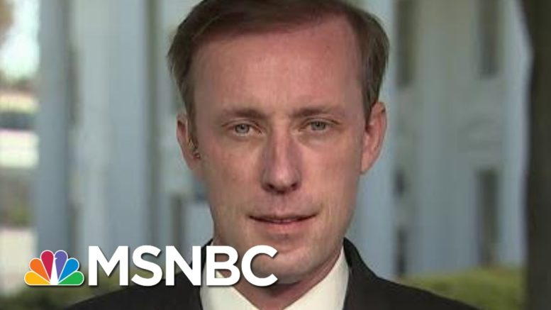 NSA Sullivan On Talks With China: 'We Knew It Was Going To Be Tough' | Andrea Mitchell | MSNBC 1