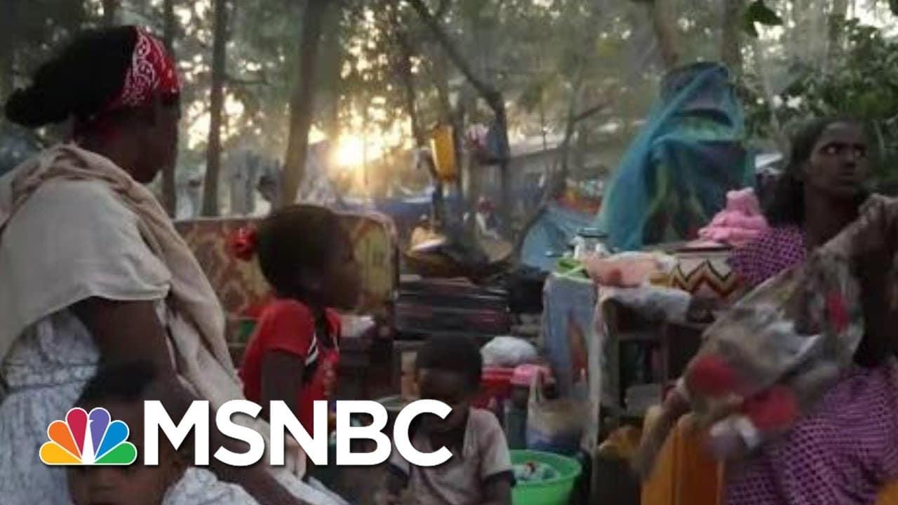 Ethiopia's Tigray War Worsens Refugee Crisis | Ayman Mohyeldin | MSNBC 8