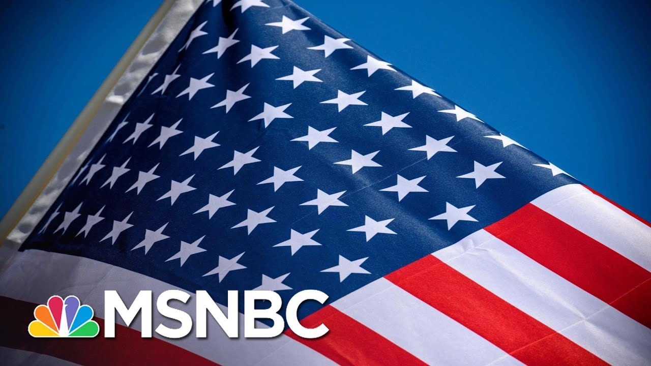 Republicans Struggle To Counter Clear Case For D.C. Statehood | Rachel Maddow | MSNBC 1