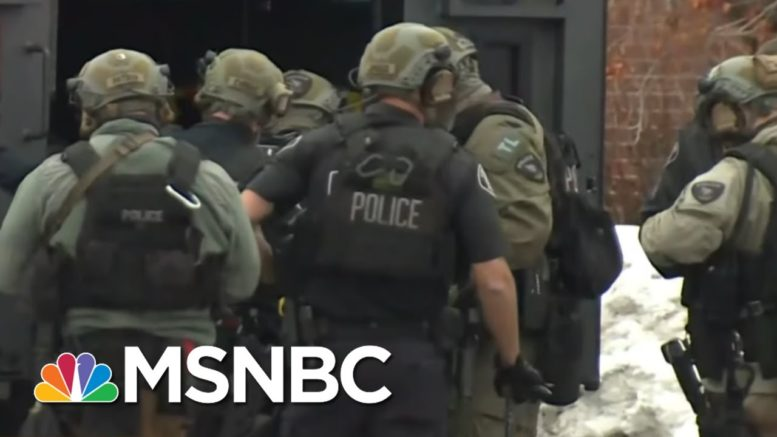 Boulder Shooting Witness: Not Getting Ice Cream Probably Saved My Life | The 11th Hour | MSNBC 1