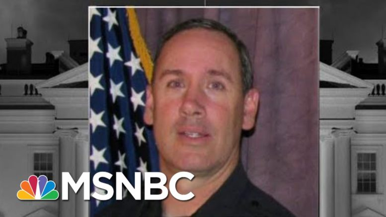Slain Boulder Policeman Eric Talley Was A Dad To Seven Kids | The 11th Hour | MSNBC 1