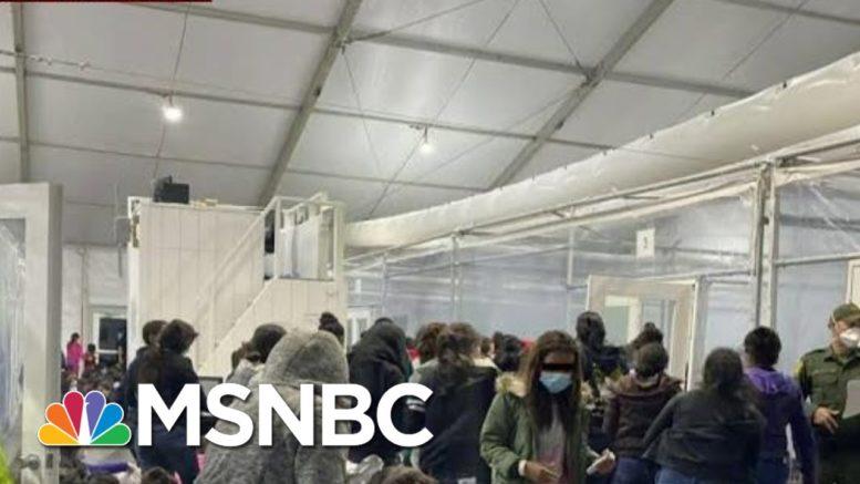 President Biden Faces Challenge From Surge Of Migrants | Morning Joe | MSNBC 1