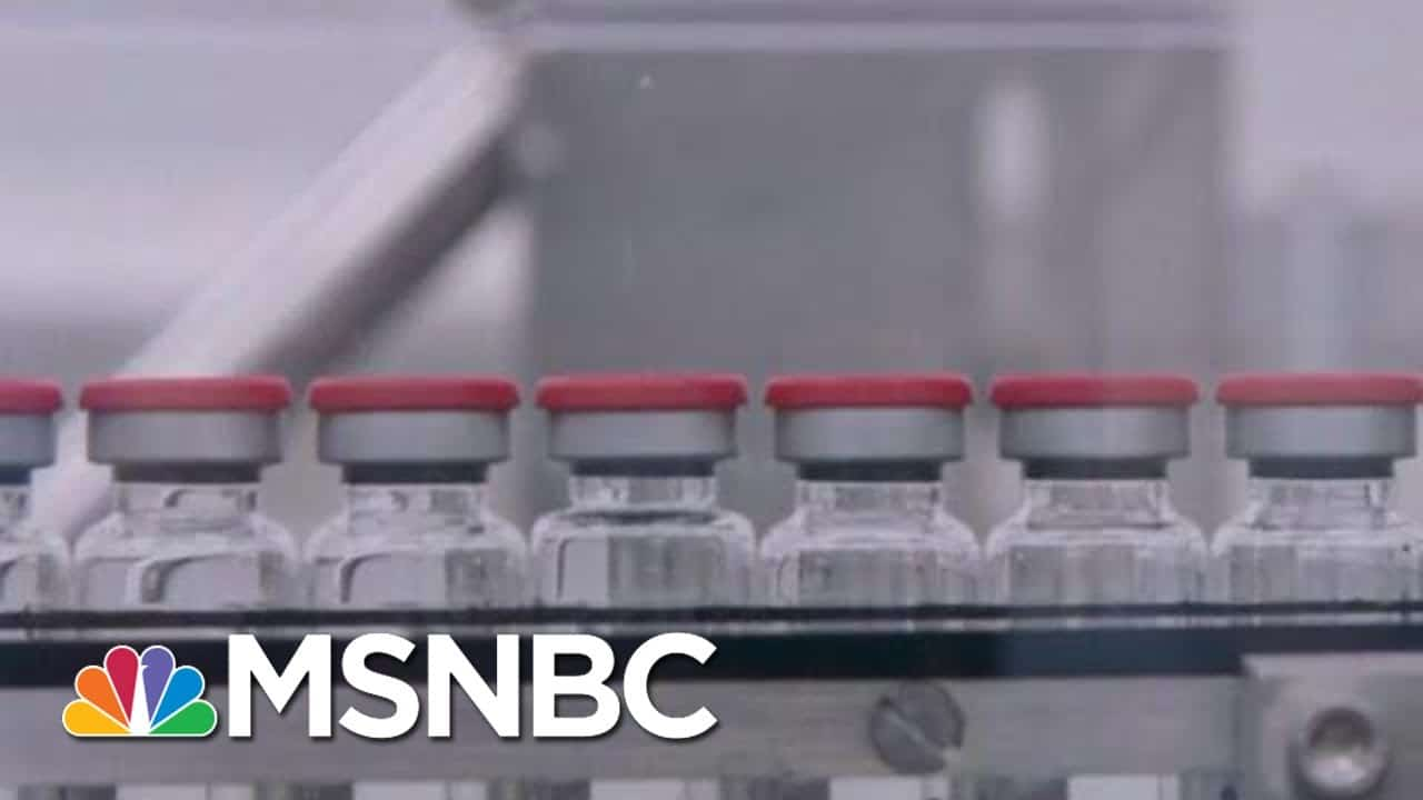 AstraZeneca Trial Data May Give 'Incomplete View' Of Vaccine's Efficacy: NIH | Morning Joe | MSNBC 1