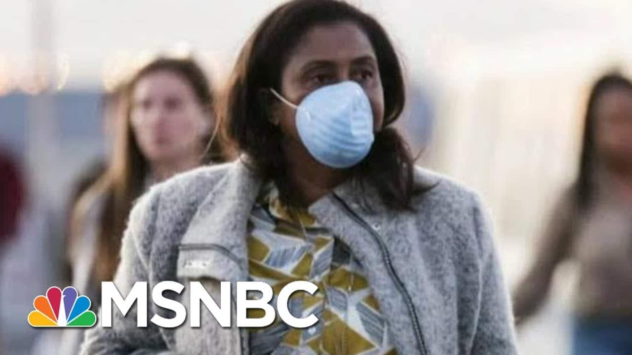 What Made The Coronavirus An Uneven Pandemic   Morning Joe   MSNBC 1