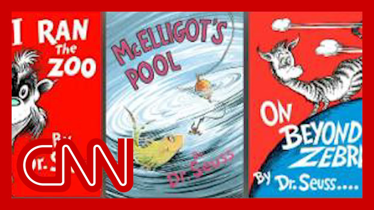 These Dr. Seuss books won't be published anymore 1
