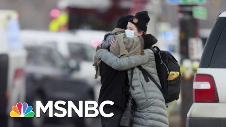 'We Need To See A Change': Colorado Congressman On Colorado Mass Shootings | Craig Melvin | MSNBC 1