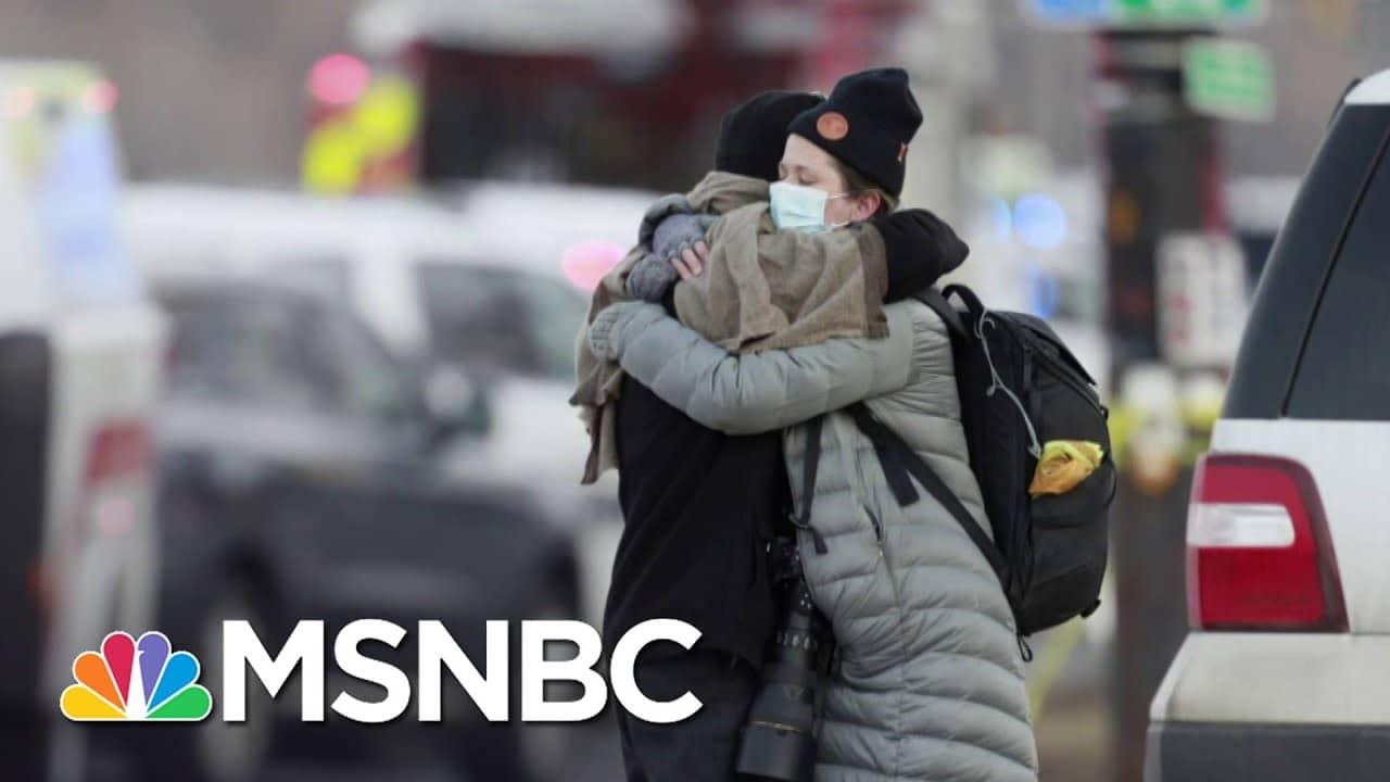 'We Need To See A Change': Colorado Congressman On Colorado Mass Shootings   Craig Melvin   MSNBC 1
