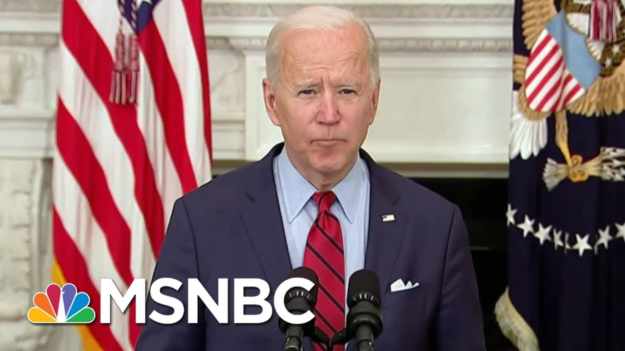 Biden Calls For Assault Weapons Ban After Colorado Shooting   MTP Daily   MSNBC 1