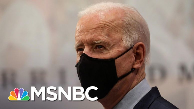 President Biden Extends Affordable Care Act Special Enrollment Period | MSNBC 1